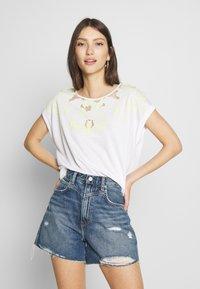 Kaporal - AGHA - T-shirt imprimé - optwhi - 0
