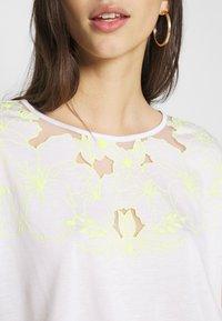 Kaporal - AGHA - T-shirt imprimé - optwhi - 4