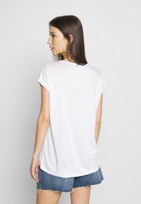 Kaporal - AGHA - T-shirt imprimé - optwhi - 2