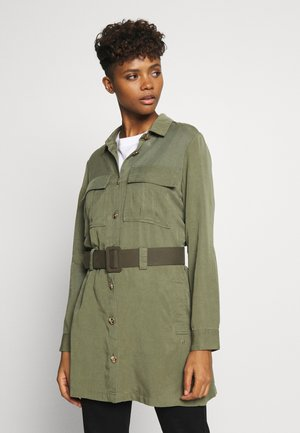 ALTY - Button-down blouse - army
