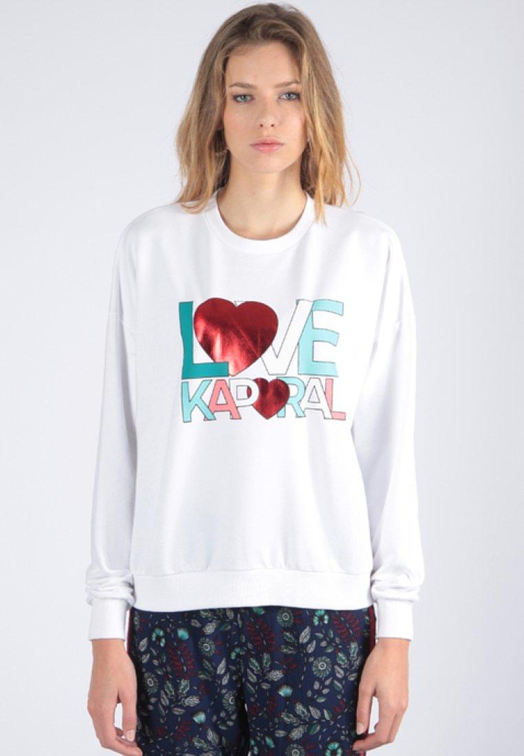 Kaporal - Sweatshirt - white