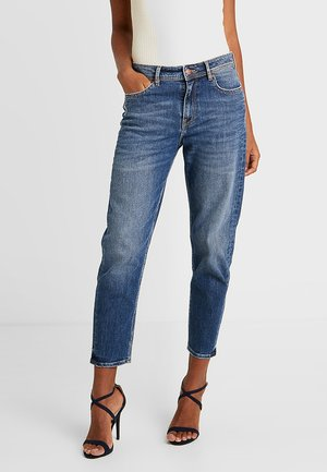 SIXTE - Relaxed fit jeans - blue denim