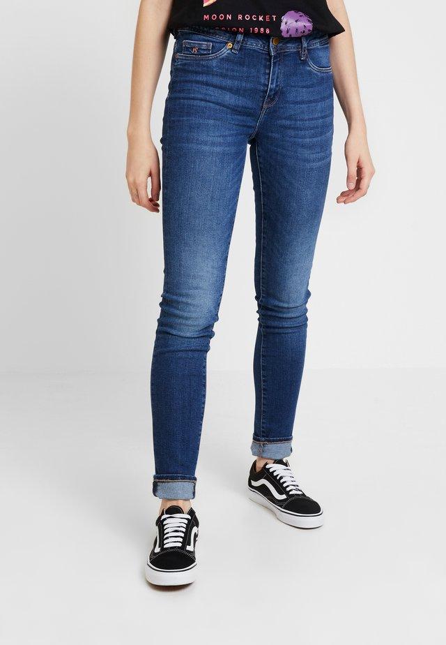 POWER - Jeans Skinny Fit - reblue