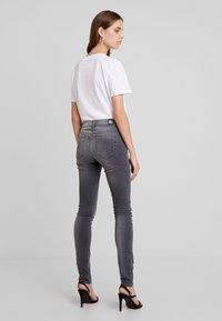 Kaporal - POWER - Jeans Skinny - metal - 2