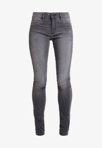 Kaporal - POWER - Jeans Skinny - metal - 4