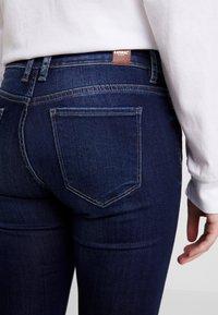Kaporal - JENA - Jeans Skinny - minuit - 4