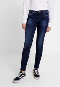 Kaporal - JENA - Jeans Skinny - minuit - 0