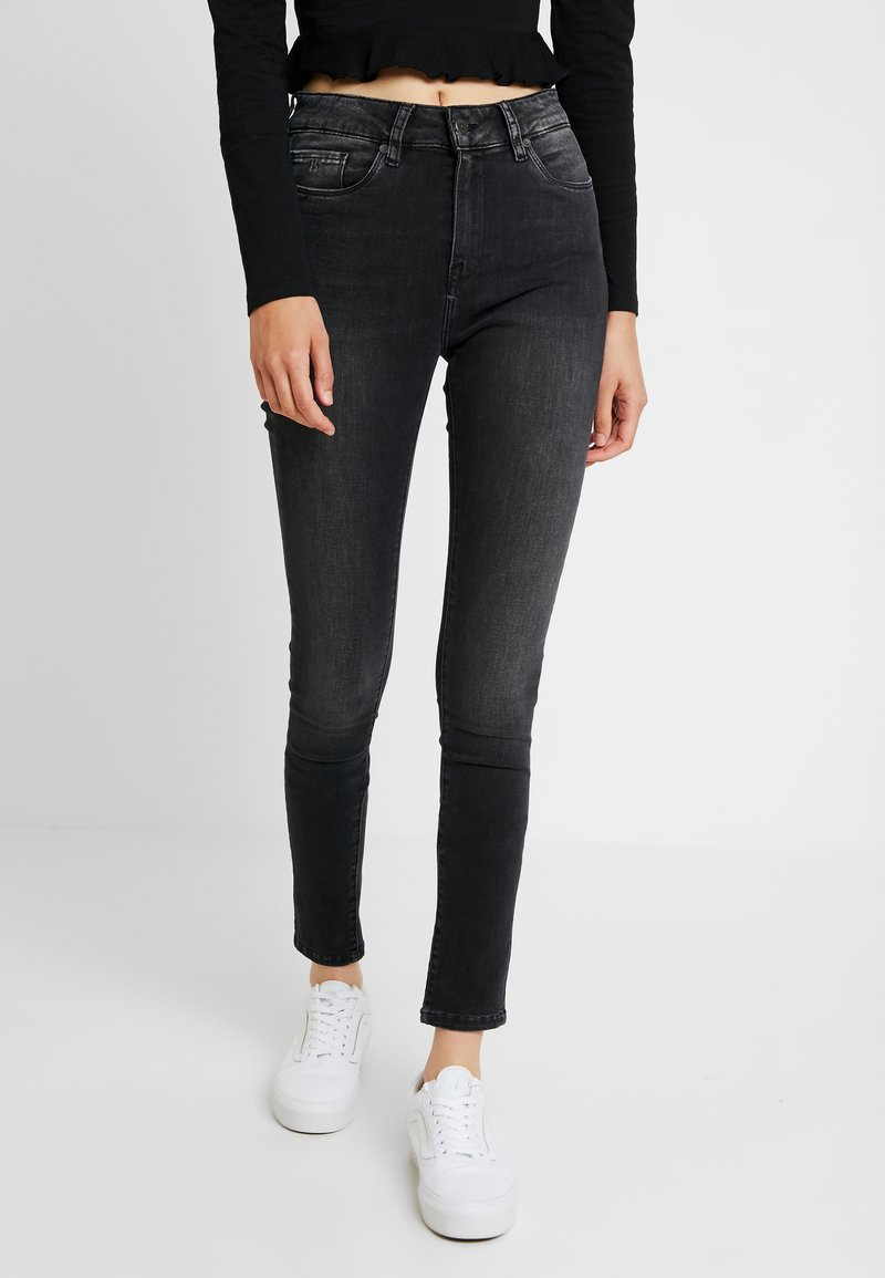 Kaporal - JENA - Jeans Skinny Fit - black denim