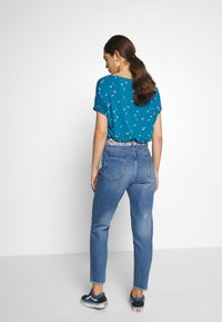 Kaporal - Relaxed fit jeans - dark blue - 2