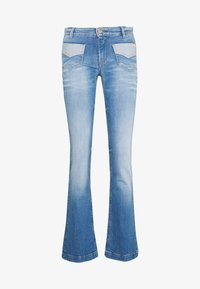 Kaporal - FAVOR - Bootcut jeans - blue denim - 0