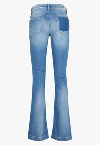 Kaporal - FAVOR - Bootcut jeans - blue denim - 1