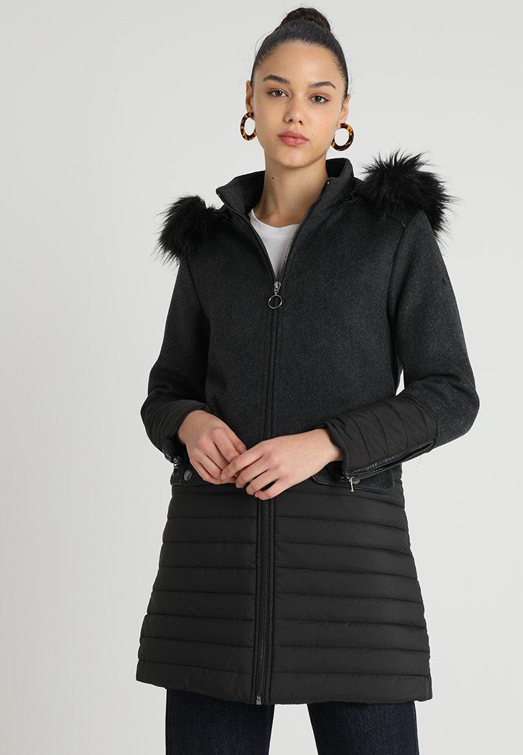 Kaporal - Abrigo corto - mottled dark grey
