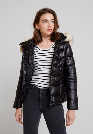 PERLE - Light jacket - black