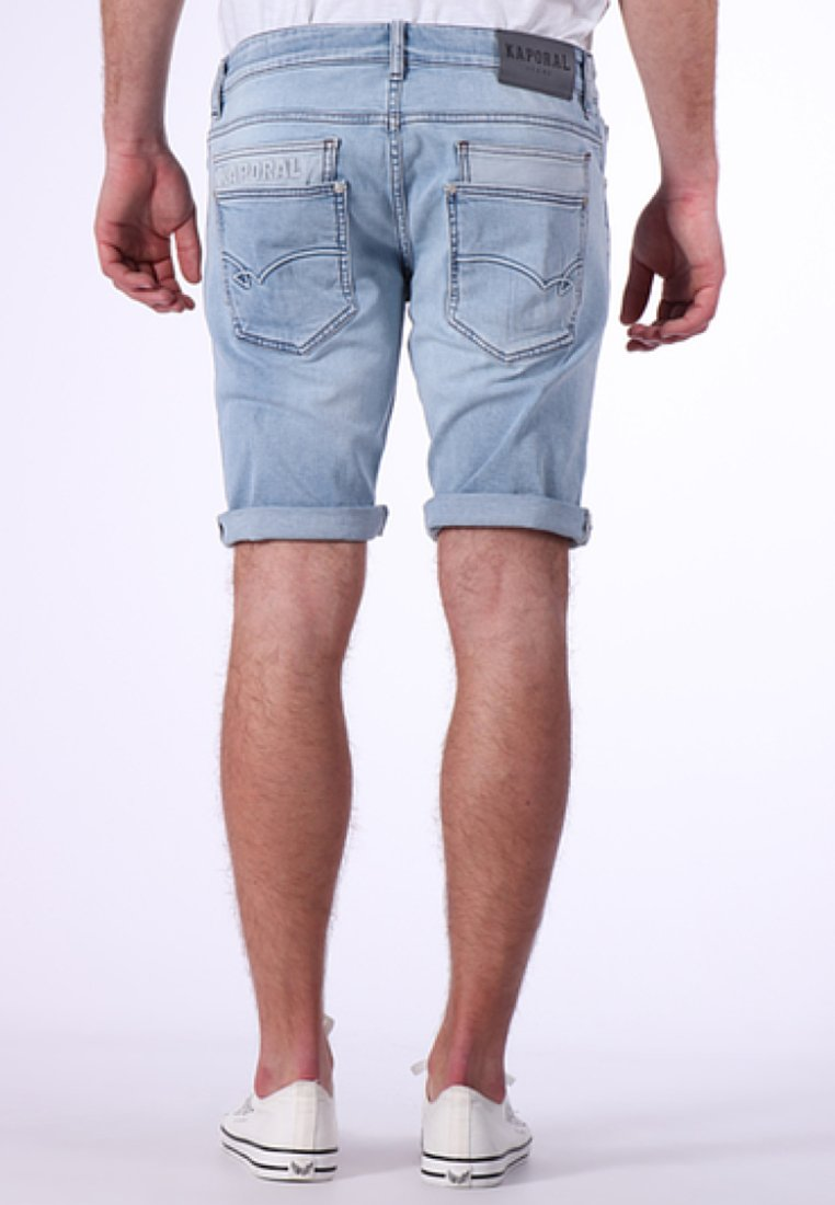 Kaporal - Denim shorts - light blue