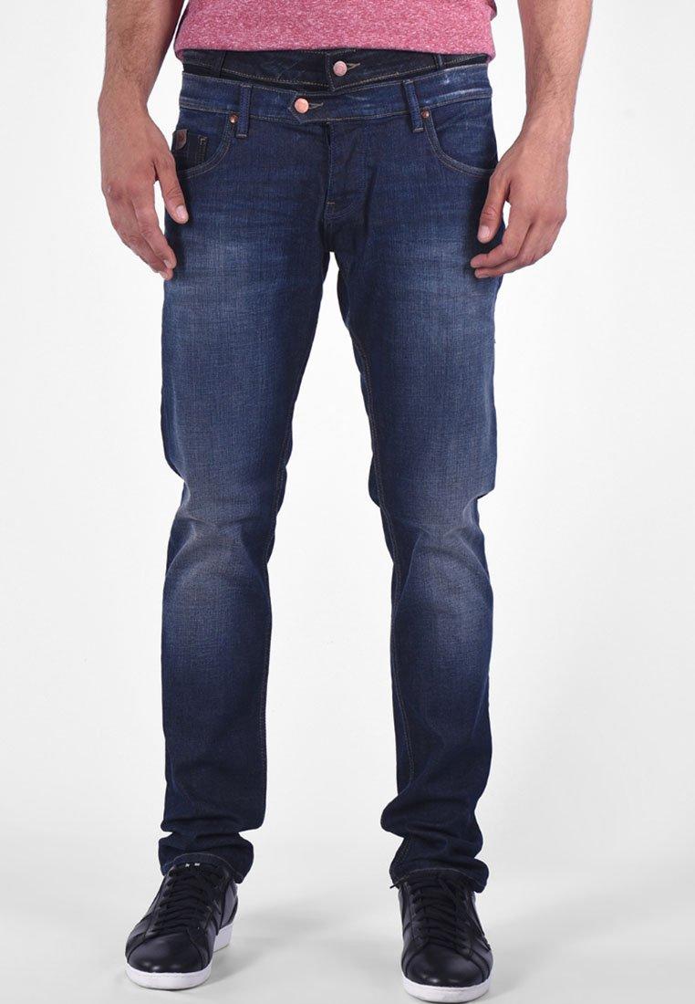 Kaporal - MIT PRAKTISCHEN GÜRTELSCHLAUFEN - Slim fit jeans - blue