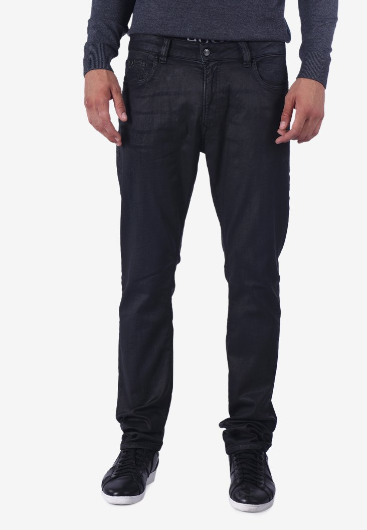 Kaporal - MIT PRAKTISCHEN SEITENTASCHEN - Straight leg jeans - blue