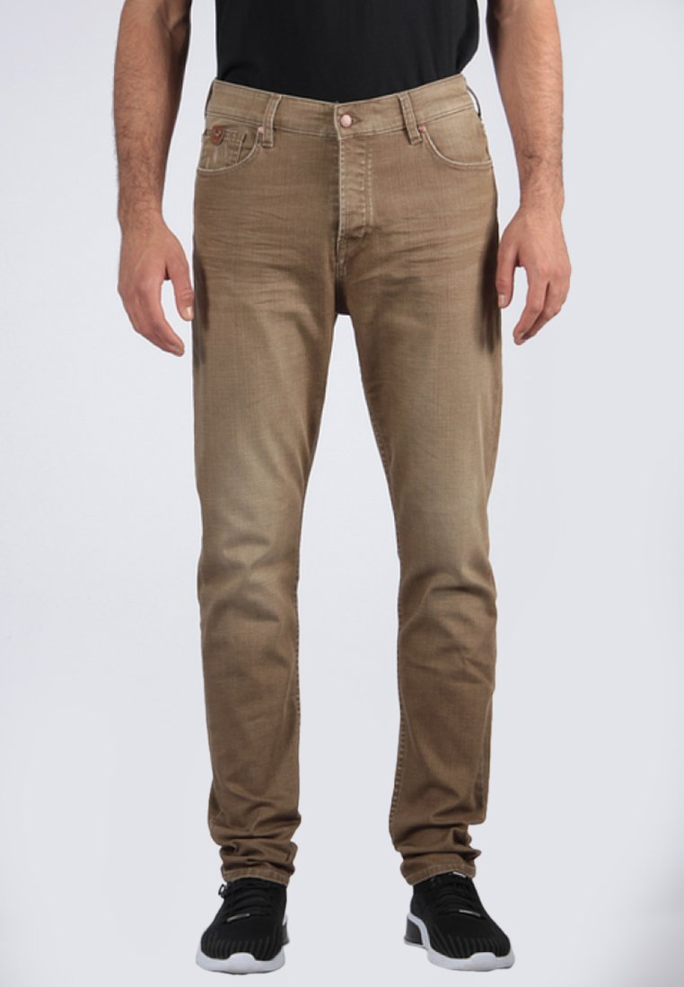 Kaporal - Straight leg jeans - brown