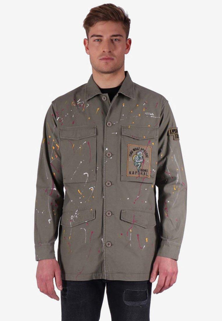 Kaporal - MASKO PLANT  - Summer jacket - brown