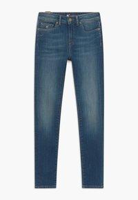 Kaporal - Skinny džíny - dark blue denim - 0