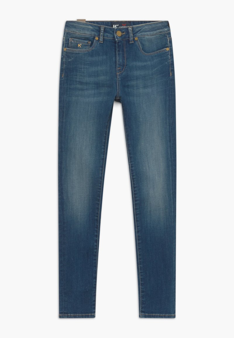Kaporal - Skinny džíny - dark blue denim