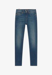 Kaporal - Skinny džíny - dark blue denim - 2