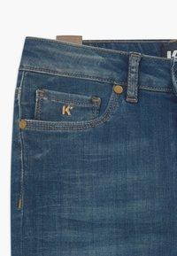 Kaporal - Skinny džíny - dark blue denim - 3