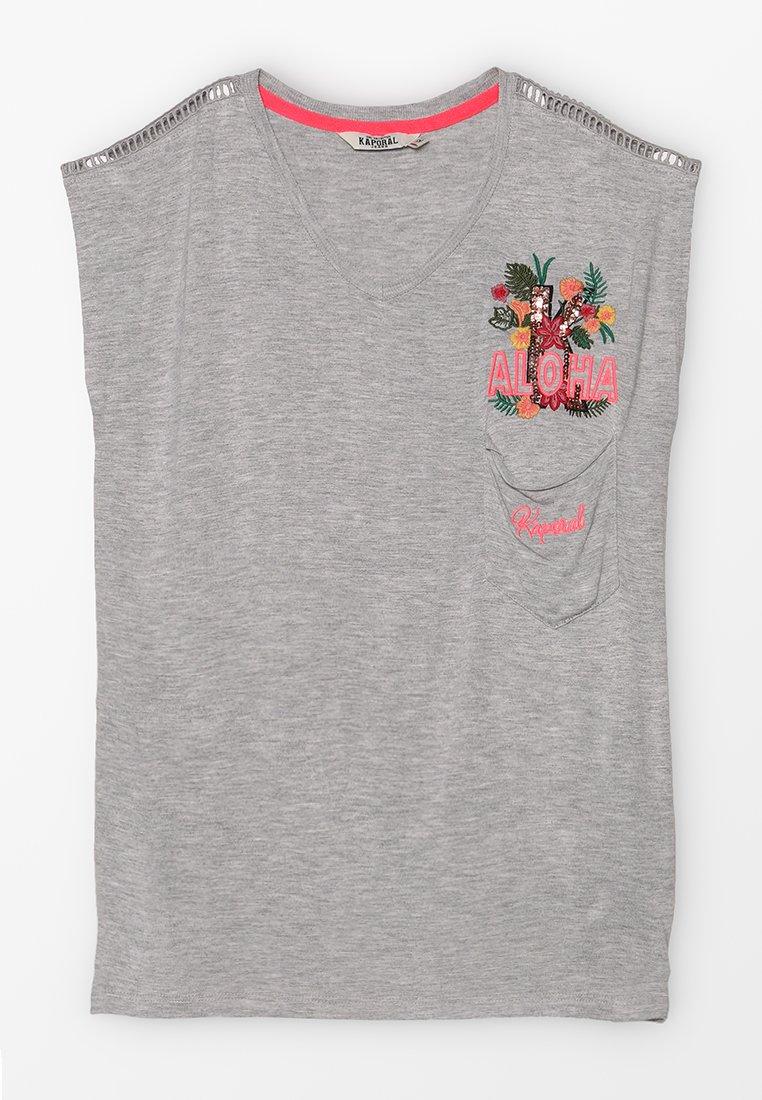 Kaporal - LYMIA - T-shirts print - grey