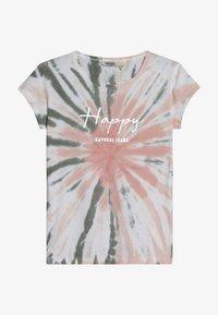 Kaporal - JIOTIE - T-shirt imprimé - nude - 2