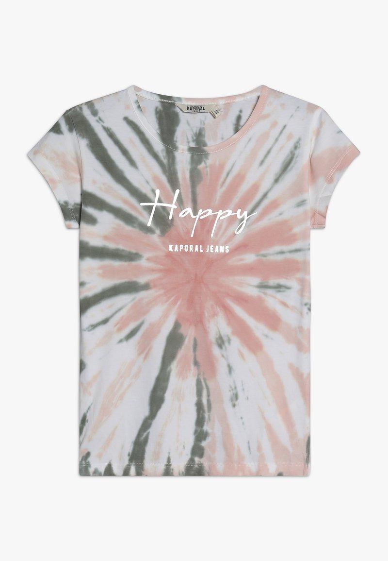 Kaporal - JIOTIE - T-shirt imprimé - nude