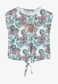 Kaporal - Camiseta estampada - offwhite - 3