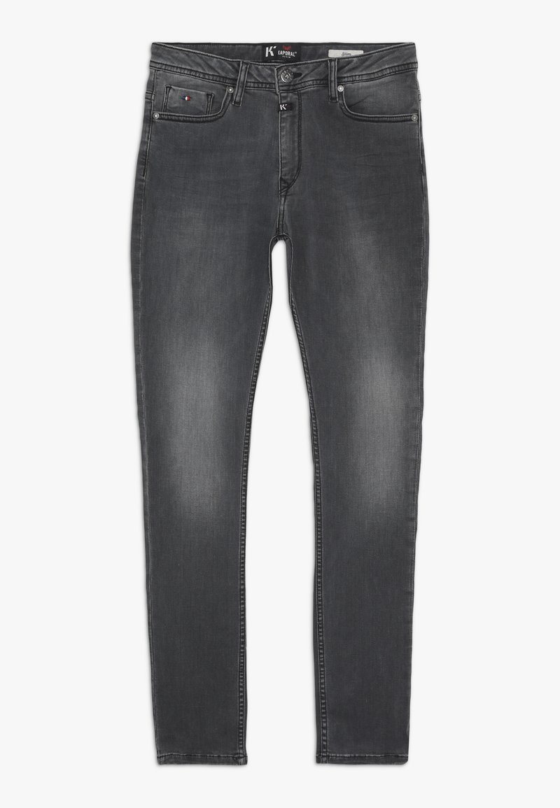 Kaporal - JEGO - Slim fit jeans - inox