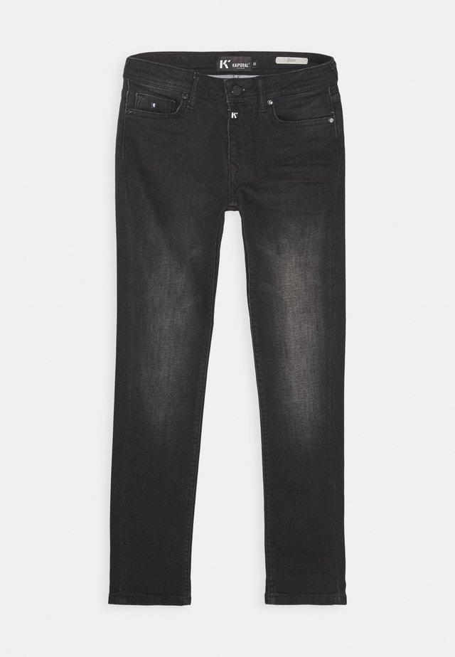 JEGO - Jeans slim fit - exblac