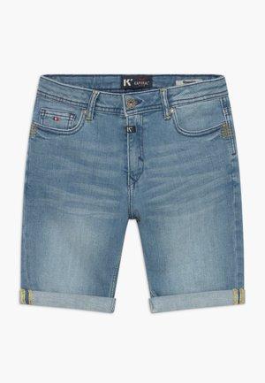 Jeansshort - azzuro