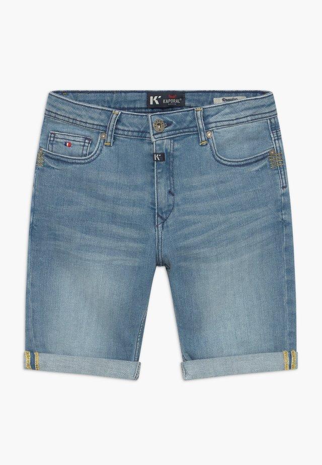 Jeans Shorts - azzuro