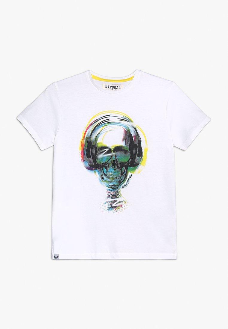 Kaporal - AJAR - T-shirt imprimé - optic white