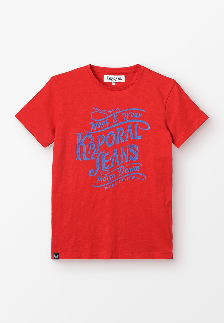 Kaporal - ARID - Print T-shirt - poppy