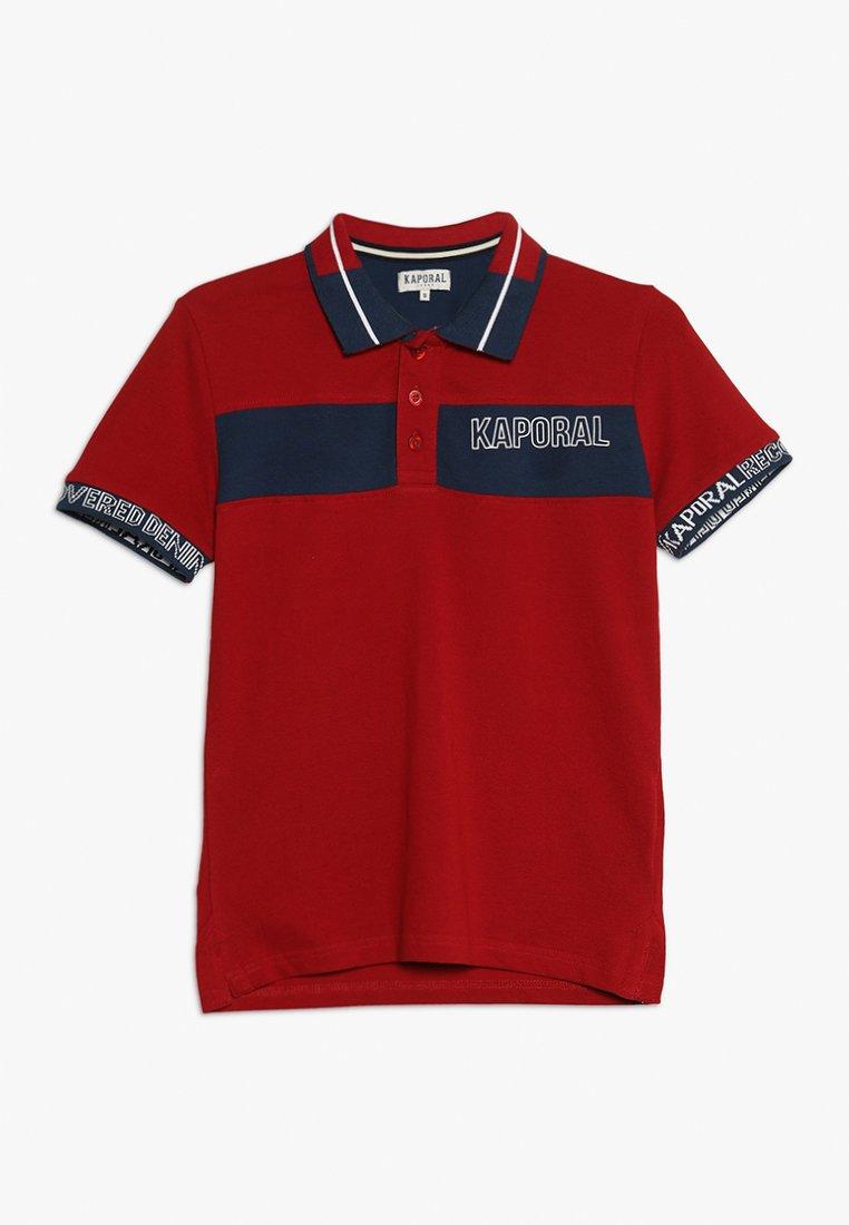 Kaporal - AZTEK - Polo shirt - grena