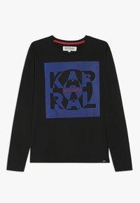 Kaporal - BONES - Pitkähihainen paita - black - 0
