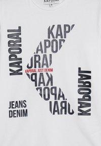 Kaporal - BERLU - Pitkähihainen paita - white - 3