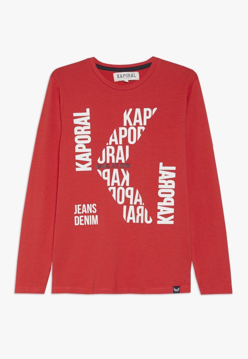 Kaporal - BERLU - Pitkähihainen paita - cherry