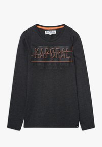 Kaporal - BANET - Pitkähihainen paita - mottled dark grey - 0