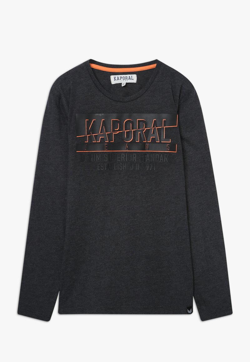 Kaporal - BANET - Pitkähihainen paita - mottled dark grey