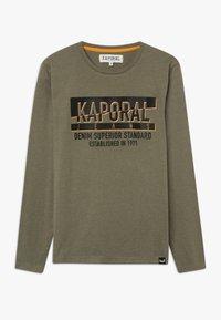 Kaporal - BANET - Pitkähihainen paita - khaki - 0