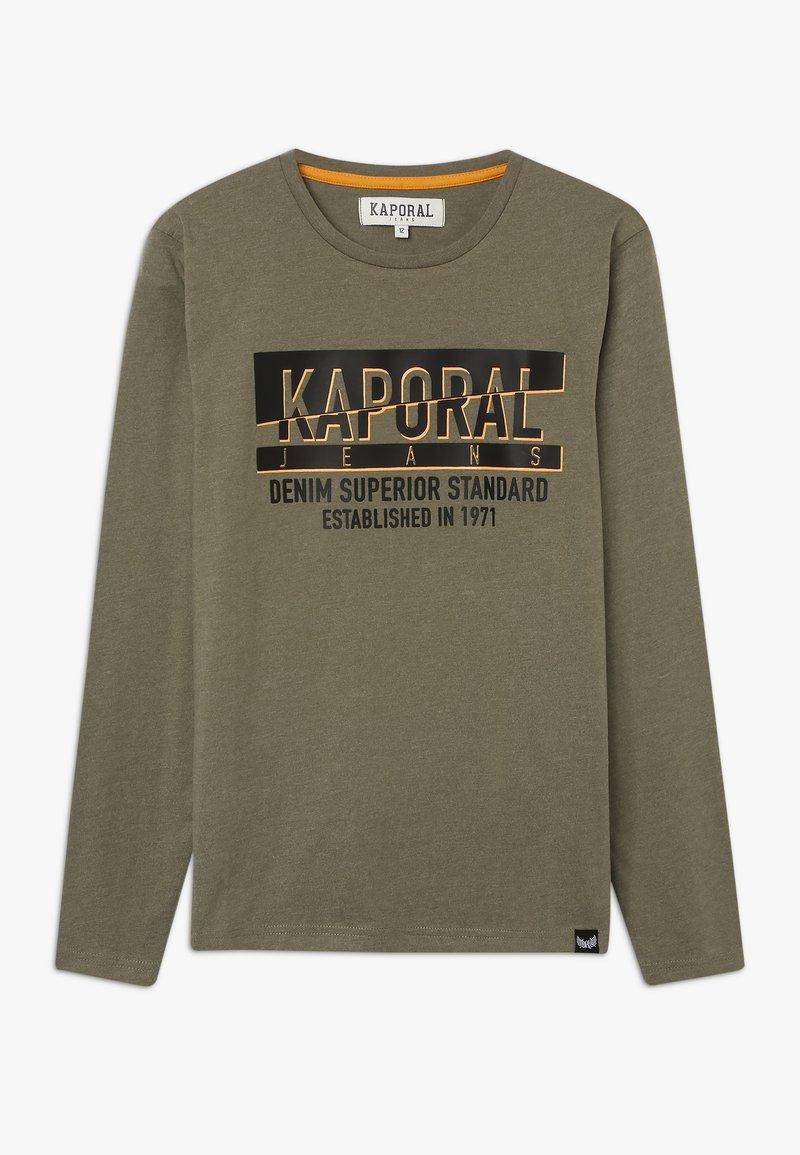 Kaporal - BANET - Pitkähihainen paita - khaki