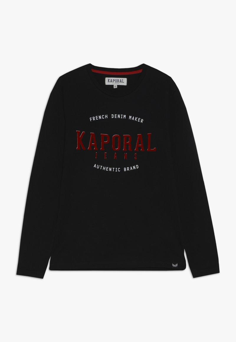 Kaporal - BIOS - Long sleeved top - black
