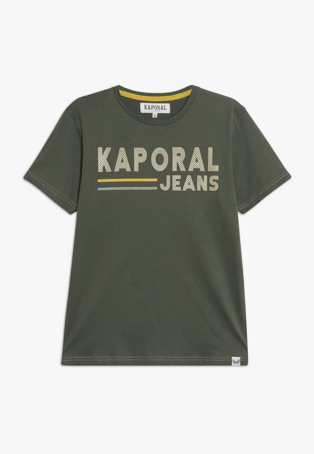 EZIOE - T-shirt imprimé - jungle