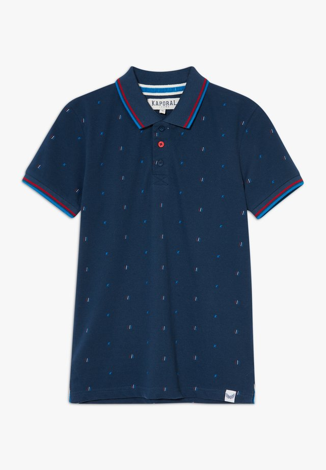 Poloshirt - blueus