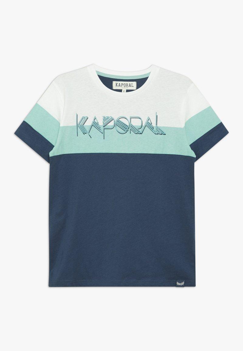 Kaporal - EPILOE - T-shirt imprimé - blue