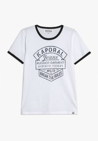 Kaporal - EVOLIE - T-shirt imprimé - optic white - 0