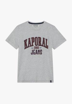 ERNIEE - T-shirt imprimé - grey